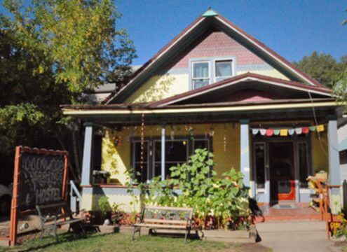 Glenwood Springs Hostel