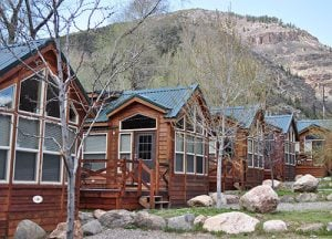 Glenwood Canyon resort
