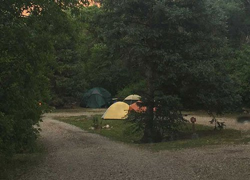 The Hideout Campground