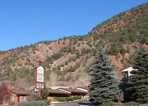 Frontier Lodge Glenwood Springs