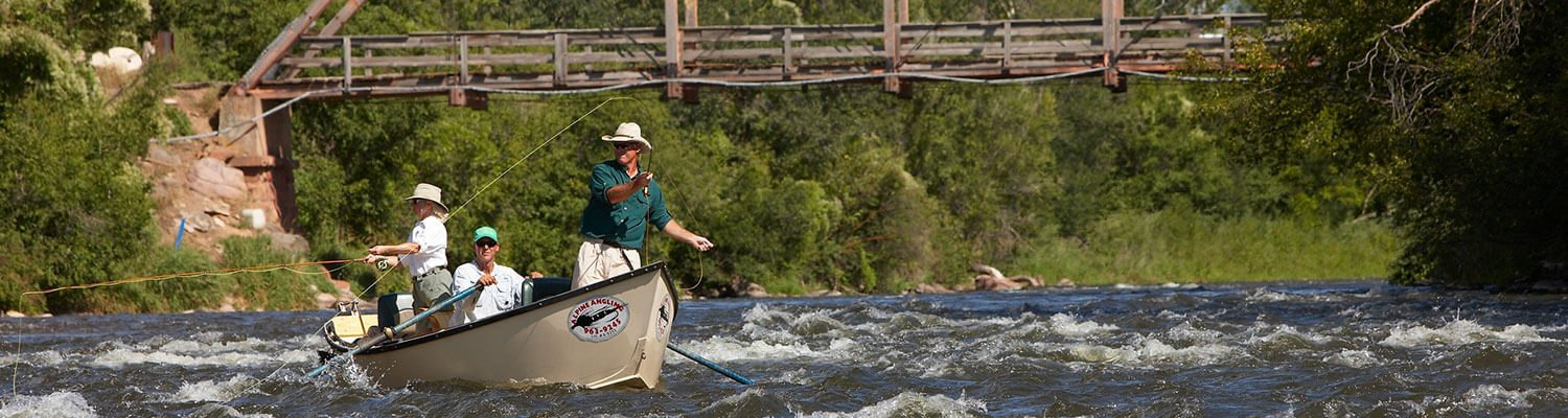 Rent a Fishing Boat in Glenwood Springs, Colorado