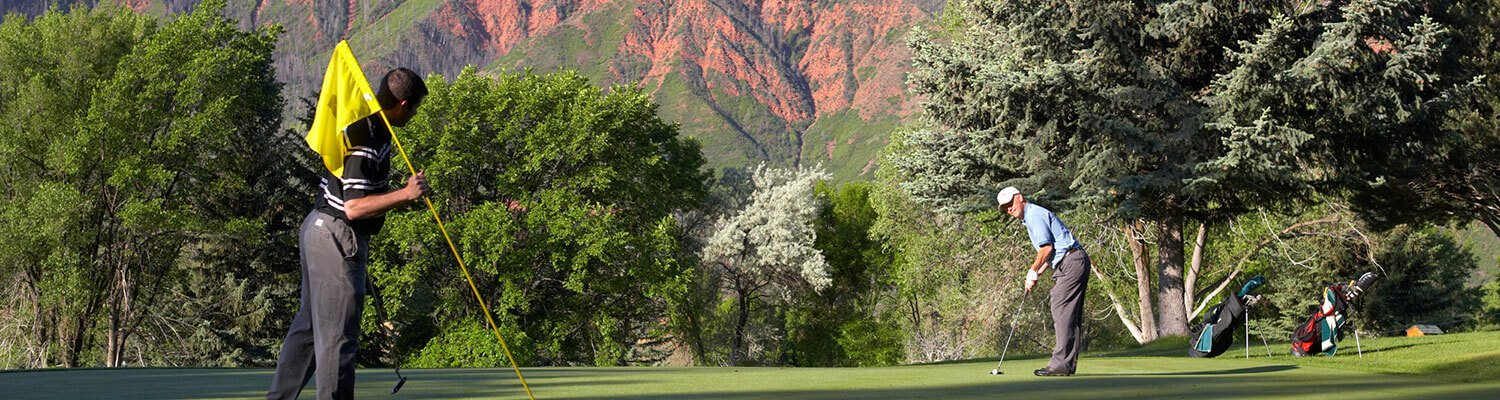 Golf in Glenwood Springs