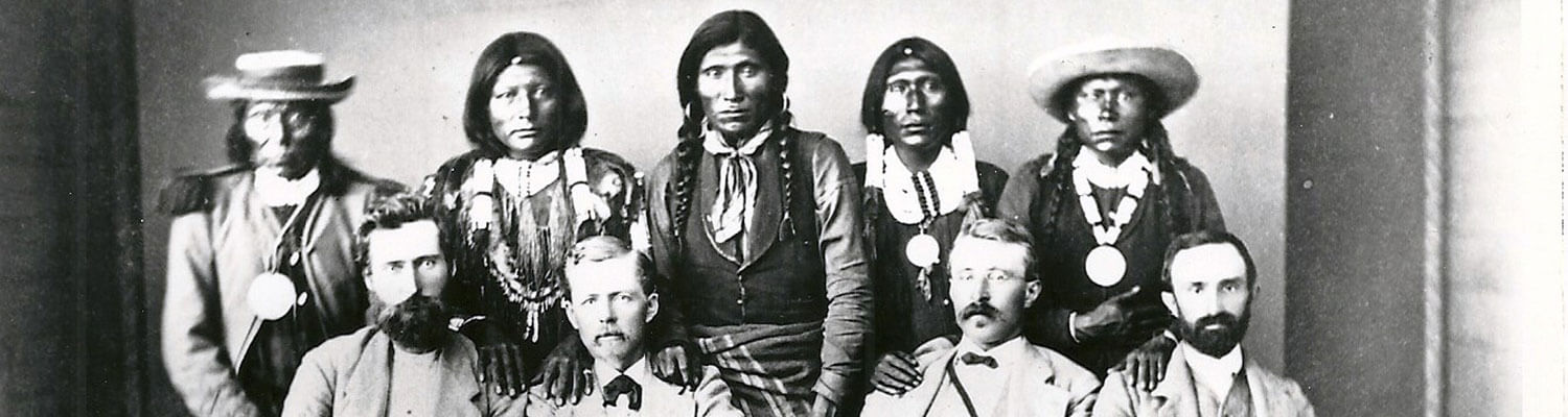 Ute Indians & Glenwood Springs Beginnings