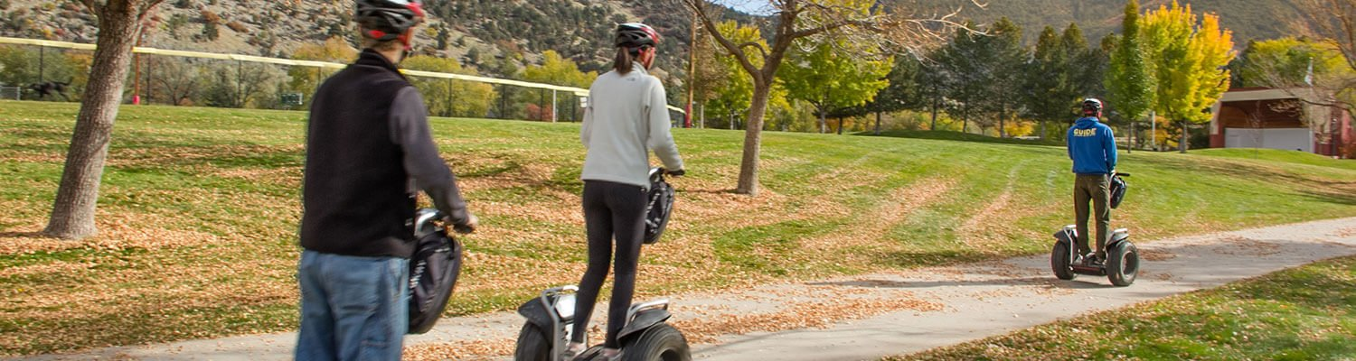 Glenwood Springs, Colorado Segway Tours