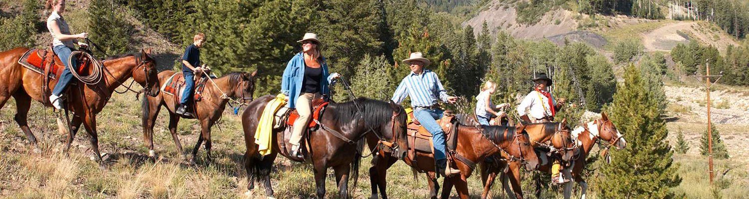 Horseback Riding in Glenwood Springs, CO