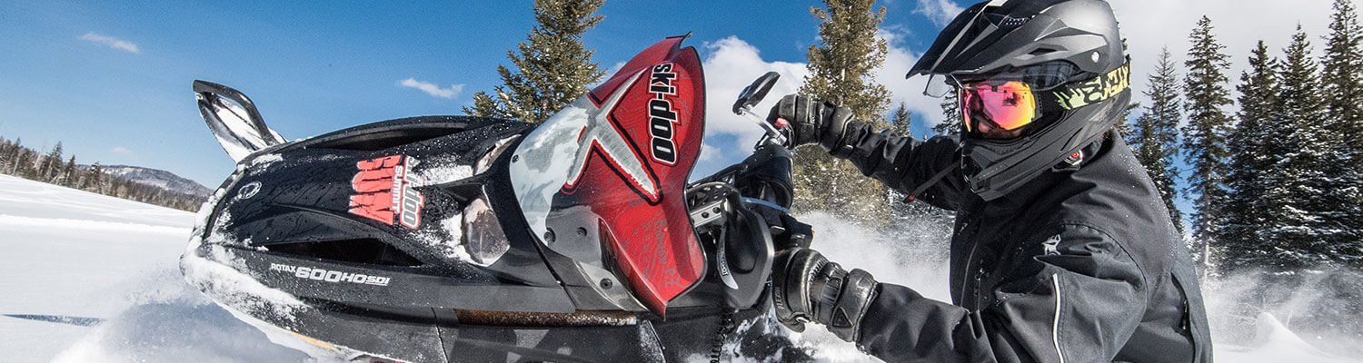 Snowmobile Tours in Glenwood Springs, Colorado