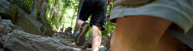 Trail Guide in Glenwood Springs, Colorado