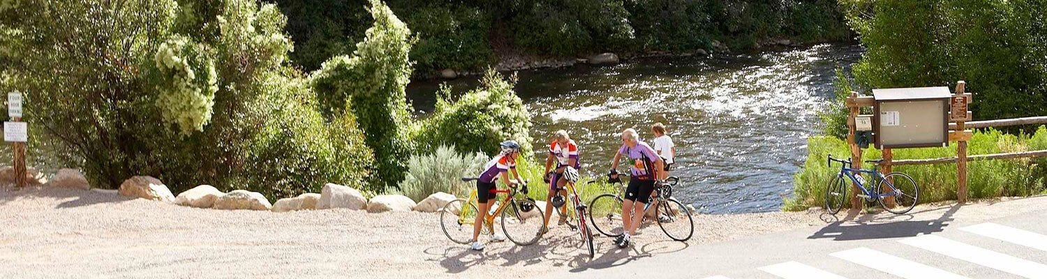 Rent a Bike in Glenwood Springs, Colorado