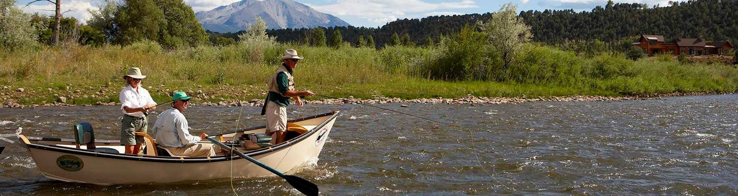 Guided Fishing Tours in Glenwood Springs, Colorado