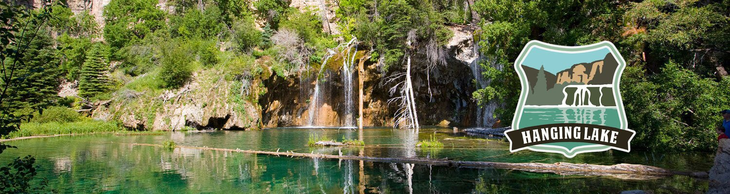 BOOK HERE - Reservations to Hanging Lake Trail