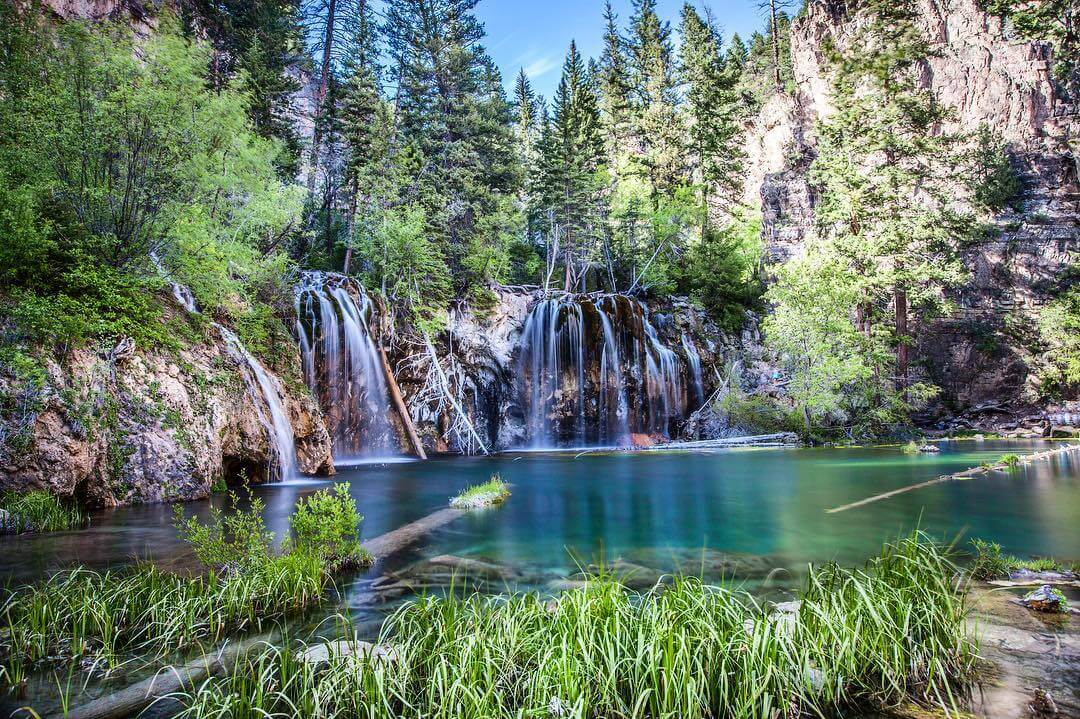 Hanging Lake in Glenwood Springs