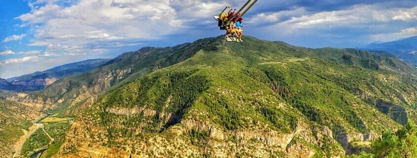Glenwood Springs Canyon Swing