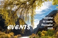 Glenwood Springs Events fall 2019 banner