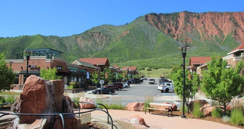 Glenwood Springs Meadows Shopping Center
