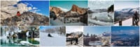 variety of different photos of glenwood springs